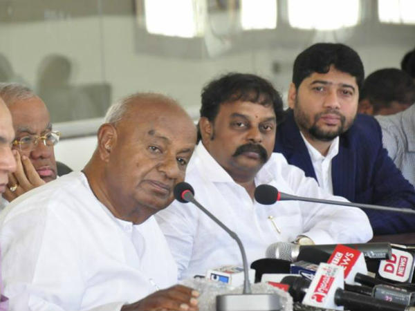 JDS extends support for Bharat Bandh on September 10th