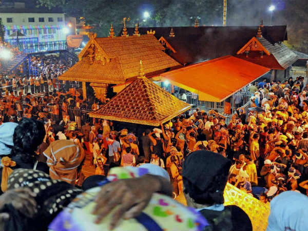 Why are menstruating women not allowed in Sabarimala Temple?