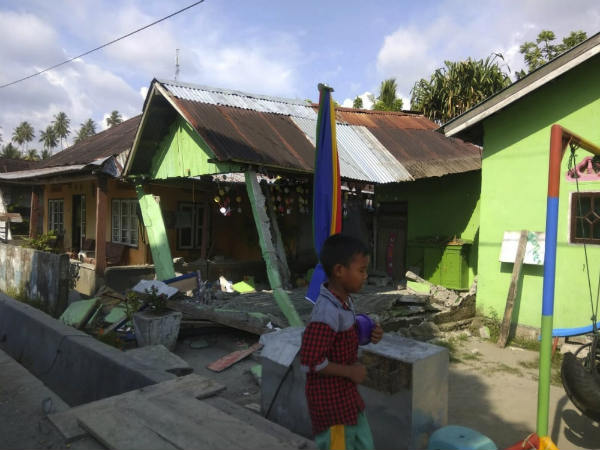 10 Biggest Earthquakes which hit Indonesia