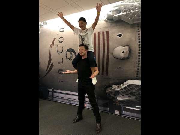 SpaceX ನ ಚಂದ್ರಯಾನಕ್ಕೆ ರೆಡಿಯಾದ ಜಪಾನಿನ ಶ್ರೀಮಂತ ಉದ್ಯಮಿ
