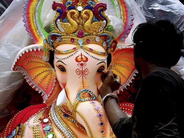 Ganesha Festival Let It Be Peaceful Ganeshotsav Everywhere In India