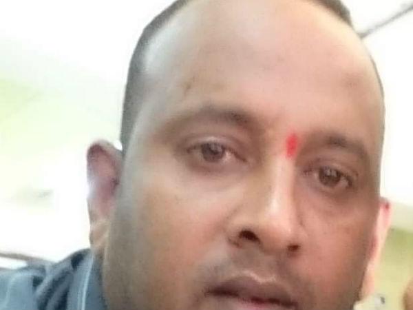 Shivamogga City Rowdy Sheeter Market Giri Murdered On Tuesday Night