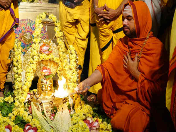 Ramachandrapura Math administration to maintain Gokarna Temple