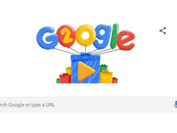 Happy 20th! Google Takes A Walk Down The Memory Lane With Special Video