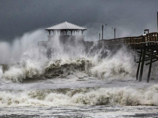 Dangerous Hurricane Florence To Hit California Coast