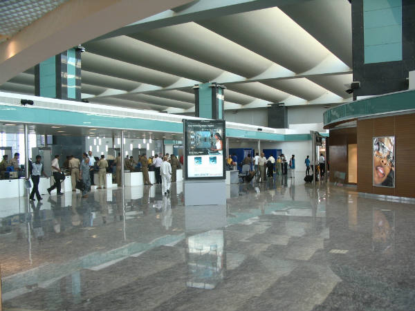 Face recognition boarding pass technology in KIAL soon