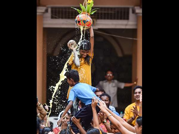 Krishna Janmashtami Beautiful Pictures