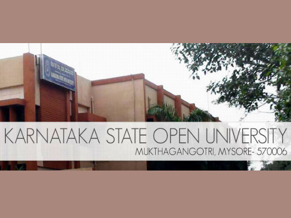 Karnataka State Open University October 1 last date for admission