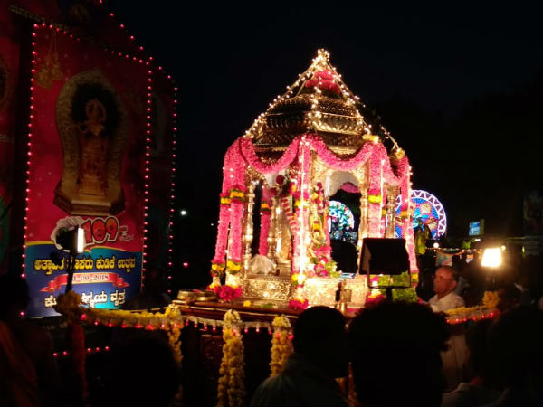 Mosaru Kudike Uthsava was celebrated with great devotion in mangaluru