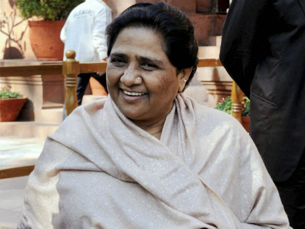Reservation in promotion : Mayawati welcomes SC verdict
