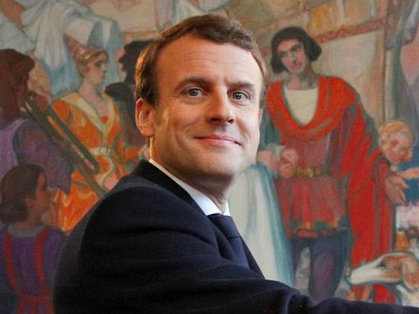 Rafale deal: French president defends PM Modi