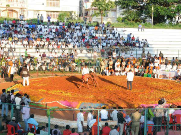 Talents of rural areas are being deceiving in Dasara sports meet