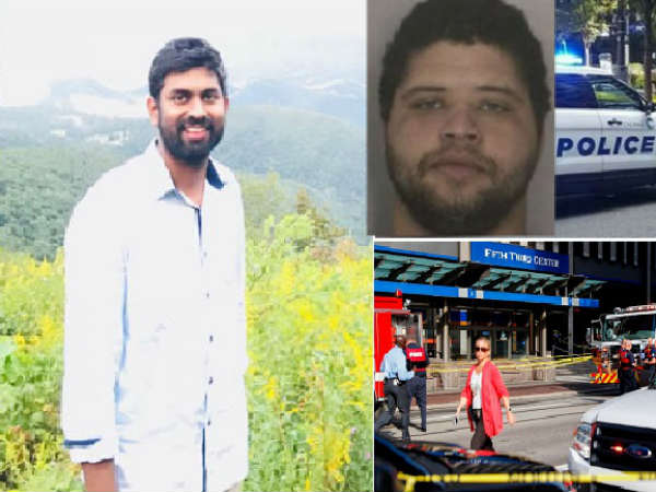 America: Indian died in shootout at cincinnati