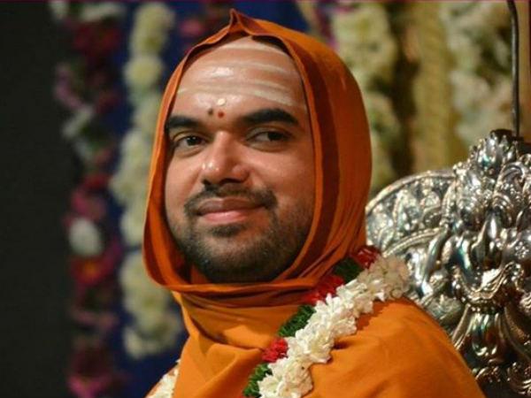 ಅತ್ಯಾಚಾರ ಆರೋಪ : ರಾಘವೇಶ್ವರ ಶ್ರೀ ವಿರುದ್ಧ ಚಾರ್ಜ್ಶೀಟ್
