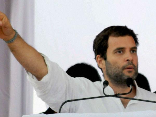 ಸಾಮೂಹಿಕ ಅತ್ಯಾಚಾರ ಹೆಚ್ಚಳ: ಮೋದಿ ವಿರುದ್ಧ ರಾಹುಲ್ ಕಟು ಟೀಕೆ