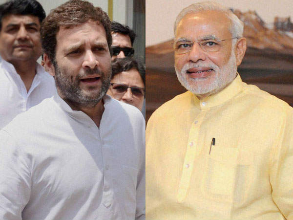 Rahul Gandhi attacks PM Narendra Modi over Rafale deal