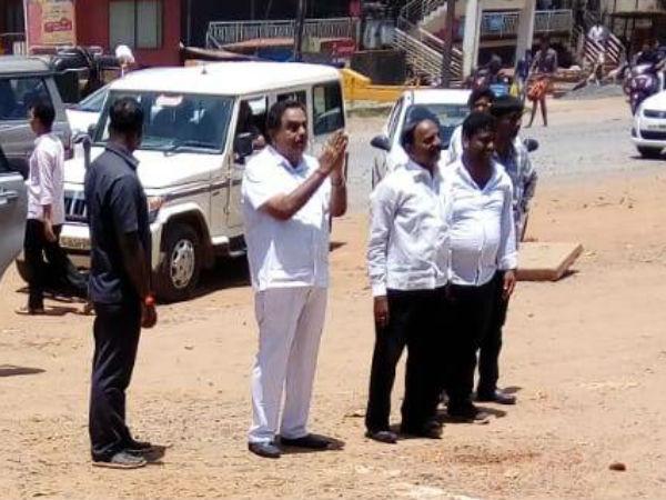 'ಮಾಜಿ ಸಚಿವ ರಮಾನಾಥ್ ರೈಗೇಕೆ ಪೊಲೀಸ್ ಎಸ್ಕಾರ್ಟ್?'