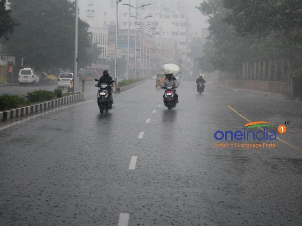 ಬಂಗಾಳಕೊಲ್ಲಿಯಲ್ಲಿ ವಾಯುಭಾರ ಕುಸಿತ: ಉತ್ತರ ಕರ್ನಾಟಕದಲ್ಲಿ ಭಾರಿ ಮಳೆ