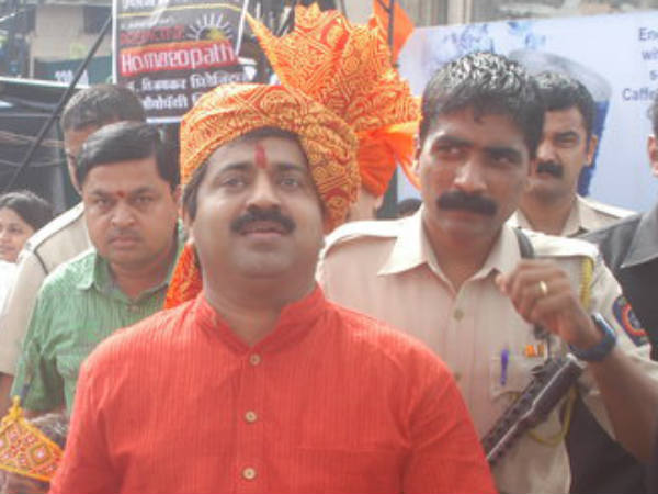 Being quoted out of context: BJP MLA on elope remark