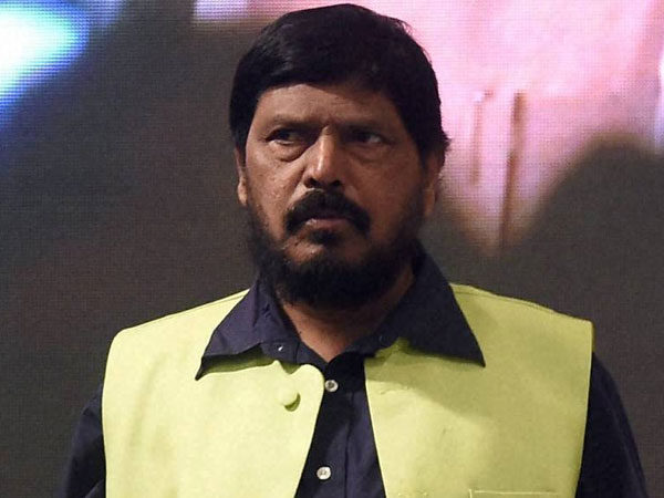 Nothing wrong in using the word Dalit: Athawale