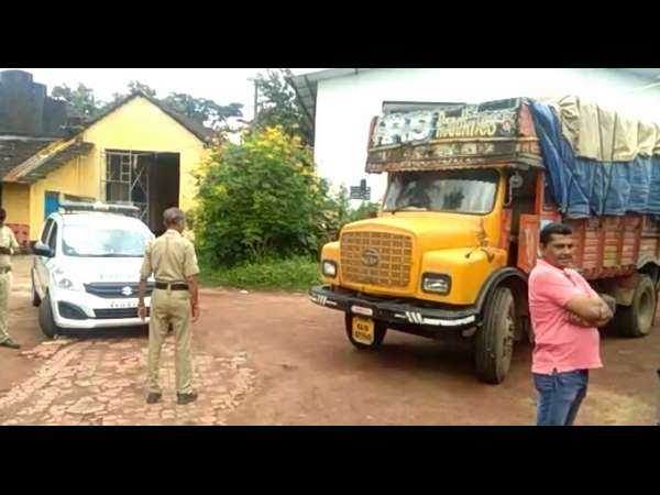 Rice mill Raided in Mangaluru