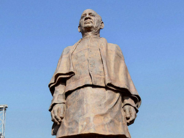 PM Narendra Modi to unveil worlds tallest statue of Sardar Patel on October 31st