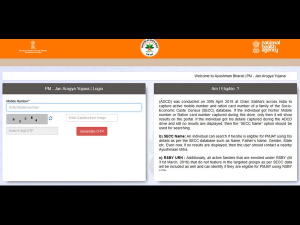NHA launches website, helpline number for Ayushman Bharat beneficiaries