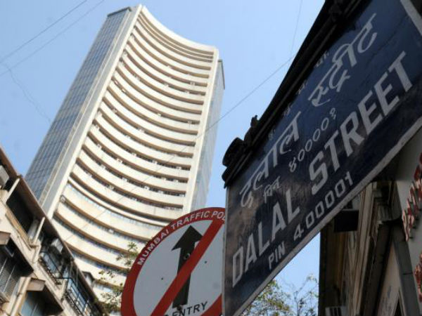 Sensex sheds over 400 Points, Nifty Below 11,000