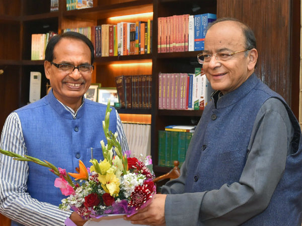 Congress baying for my blood: Madya Pradesh CM Shivraj singh chouhan accused