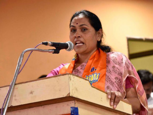 Shobha warns BJP will not tolerate if HDK play political game