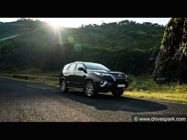 Toyota Fortuner - India's Favourite Premium SUV