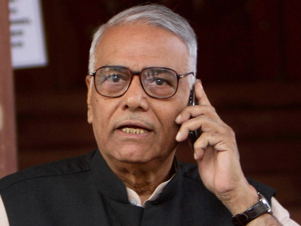 AAP in talks with Yashwant Sinha offers New Delhi Lok Sabha seat