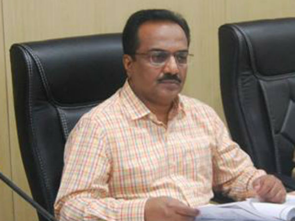 Belagavi Deputy Commissioner Transferred