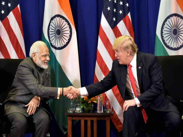 India wants trade deal with US primarily to keep me happy: Donald Trump