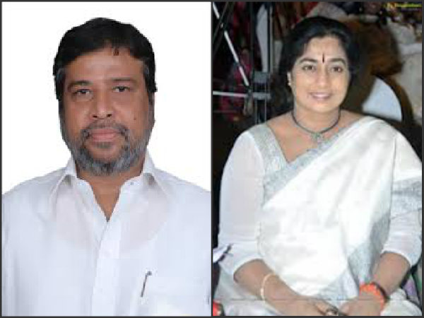 Wife of senior Congress leader joins BJP in Telangana
