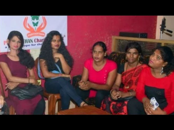 Parivathan Transgender beauty contest organised in Mangaluru