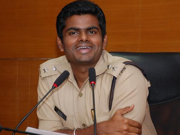 Five Ips Officers Including Annamalai Has Been Transferred