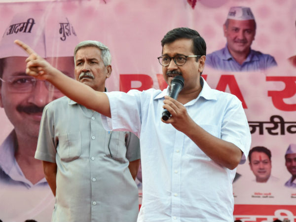 IT raid on AAP : Modi should apologize, says Arvind Kejriwal