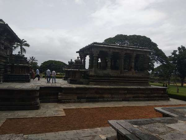 ASI declares Beluru- Halebidu as model monuments