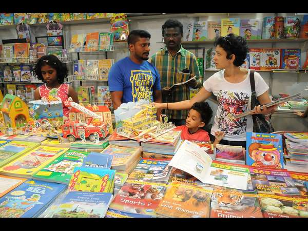 Bengaluru Book festival 2018 : Quench your reading thirst