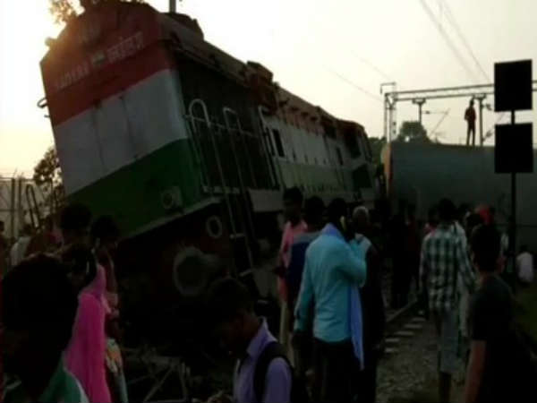 Bihar: many killed in train accident