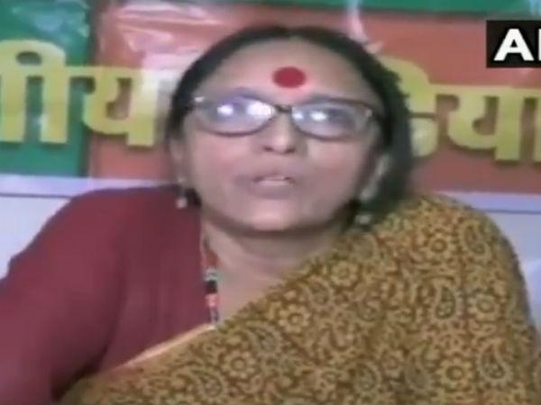 #ಮಿಟೂ ಎನ್ನುತ್ತಿರುವ ಪತ್ರಕರ್ತೆಯರು ಮುಗ್ಧರೇನಲ್ಲ: ಬಿಜೆಪಿ ನಾಯಕಿ