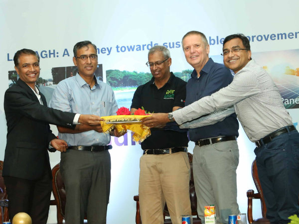 Bengaluru : Lalbagh gets digital touch from Bosch Limited