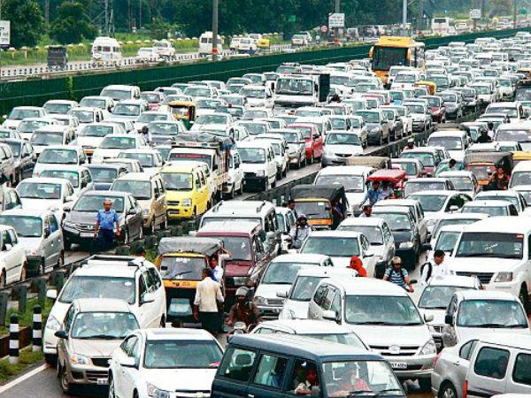 15 years Old diesel cars to be seized in Delhi
