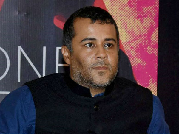 Novelist Chetan Bhagat not participating in BLF