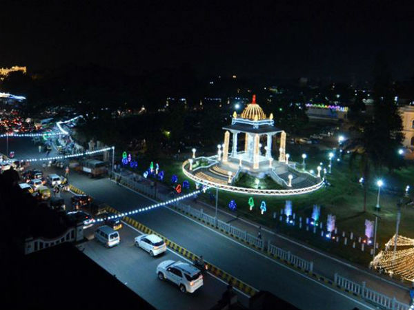 Mysore Dasara programs on October 12