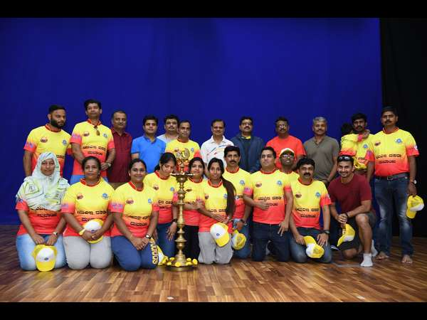 Dasara celebrated in Dubai with sport activities