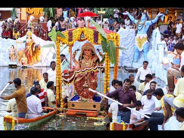 ವೈಭವದ ಮಂಗಳೂರು ದಸರಾ ಮಹೋತ್ಸವಕ್ಕೆ ತೆರೆ