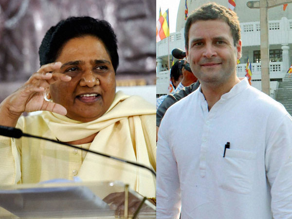 Mayawatis Decision To Not Ally With Congress Is A Big Loss To Congress