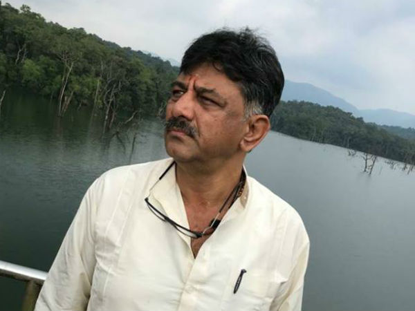 DK Shivakumar To Get Responsibility Of Lok Sabha By-poll In Bellary